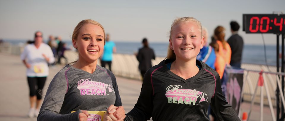 Beauty and the Beach Run 2015